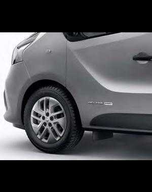 Renault Trafic Renault Trafic - Spatlappen Voor