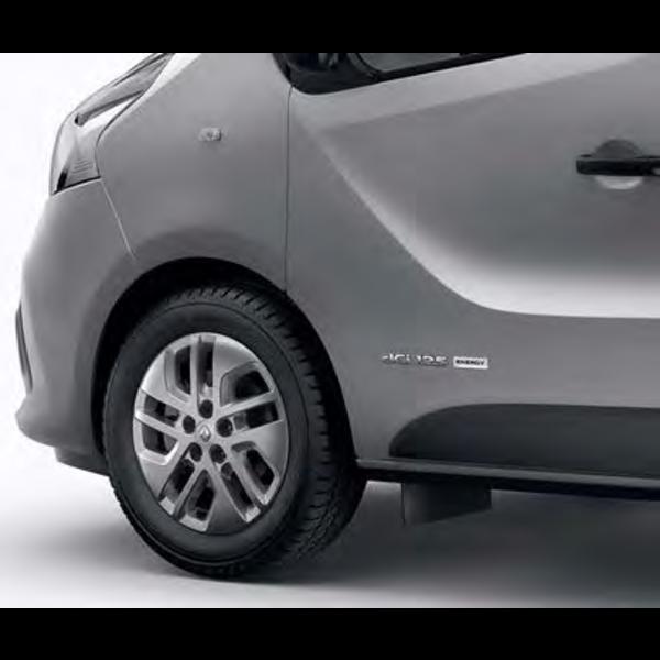 Renault Trafic Spatlappen Voor