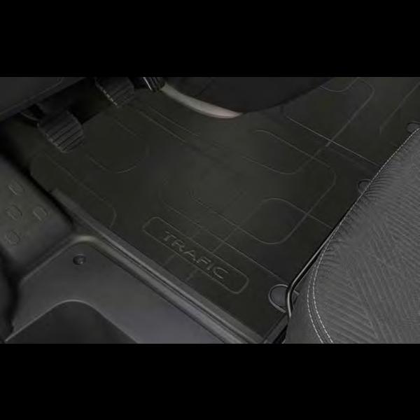 Renault Trafic Rubber vloermat Novestra