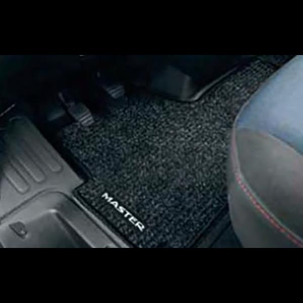 Renault MASTER Mattenset stof voorzijde