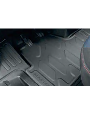Renault MASTER Renault MASTER - mattenset rubber