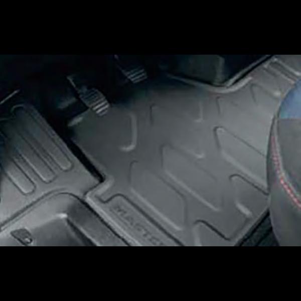 Renault MASTER Mattenset rubber voorzijde