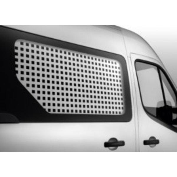 Renault MASTER Inbraakwering zijdeur rechts