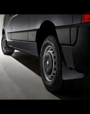 Renault MASTER Renault MASTER - Spatlappen (dubbel lucht)