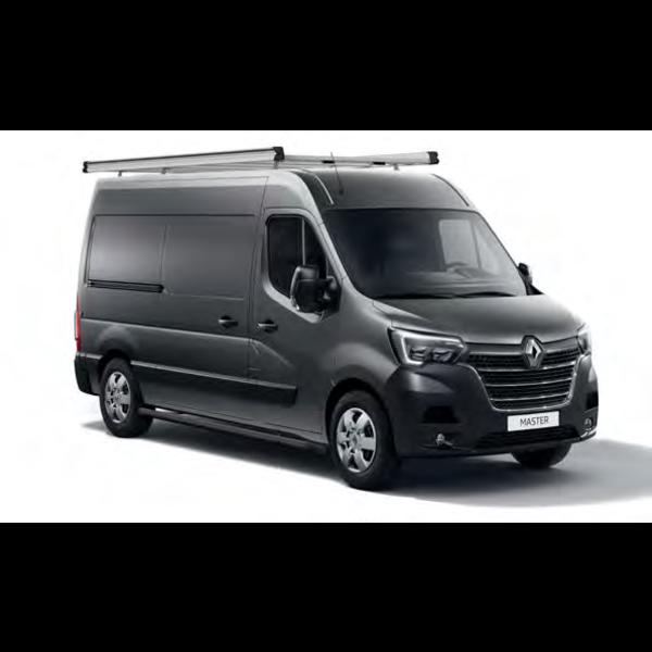 Renault MASTER Q-Top Aluminium imperiaal L2H2