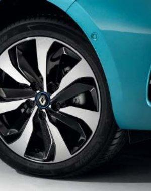 Renault ZOE Renault ZOE - Lichtmetalen velg Olonga Voor