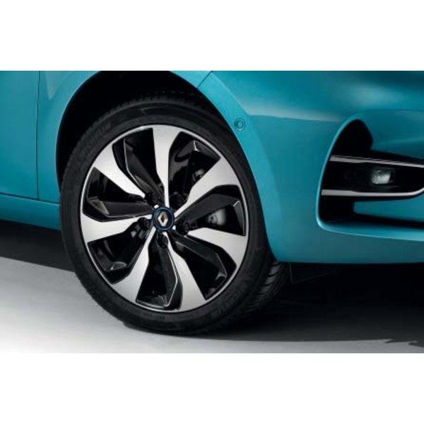 """Renault ZOE 17"""" lichtmetalen velg Olonga - Voorzijde"""