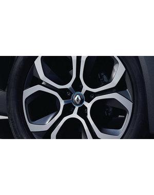 Renault ZOE Renault ZOE - Naafkap Grijs met blauw