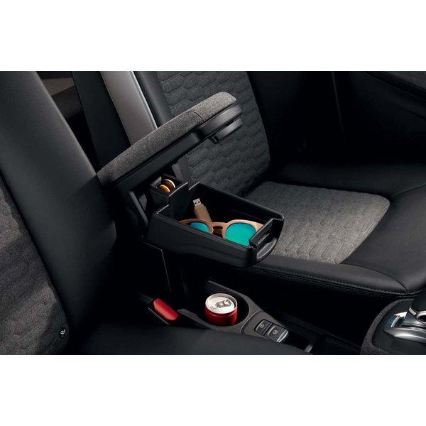 Renault ZOE Armsteun Renault ZOE – stof – grijs