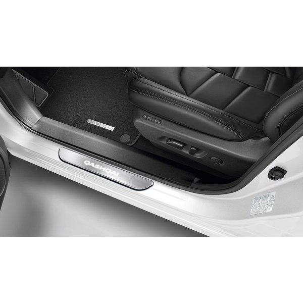 Nissan Nissan Qashqai - Instaplijsten Verlicht Aluminium