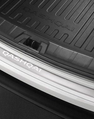 Nissan Nissan Qashqai - Beschermlijst Achterbumper
