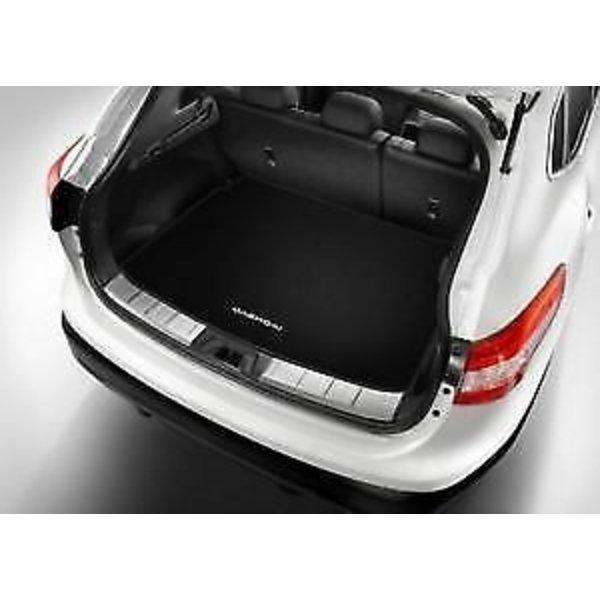 Nissan Qashqai   2014 – 2021 Nissan Qashqai - Beschermlijst kofferbakmat