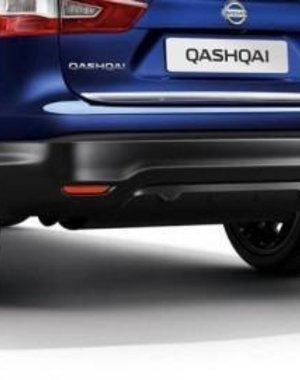 Nissan Qashqai | 2014 – 2021 Nissan Qashqai - Sierlijst - Achterklep