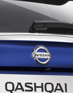 Nissan Qashqai | 2014 – 2021 Nissan Qashqai - Sierlijst - Achterraam