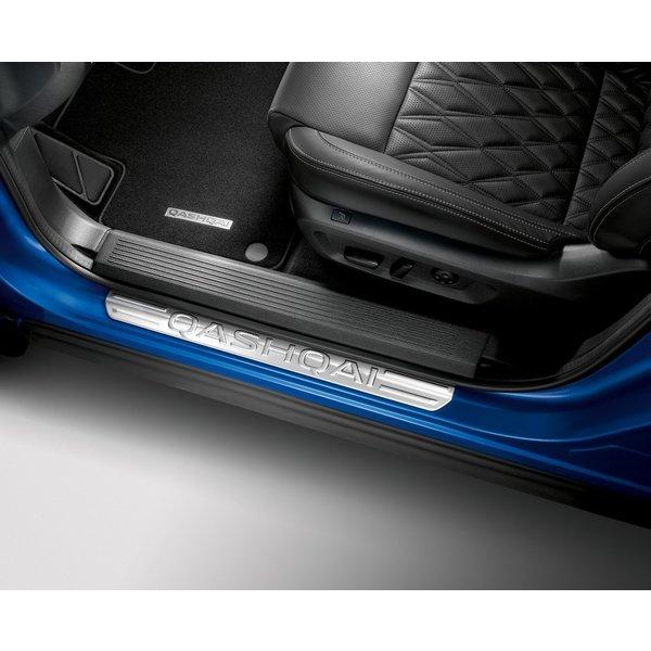 Nissan Qashqai   2021 – heden Nieuwe Nissan Qashqai - Instaplijsten - niet verlicht