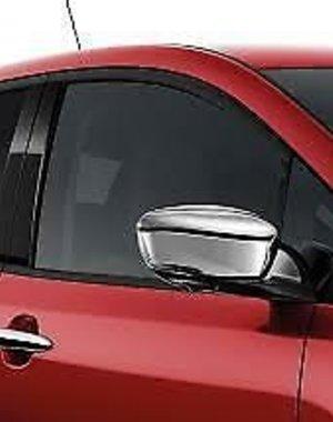 Nissan LEAF Nissan LEAF - Chromen spiegelkappen
