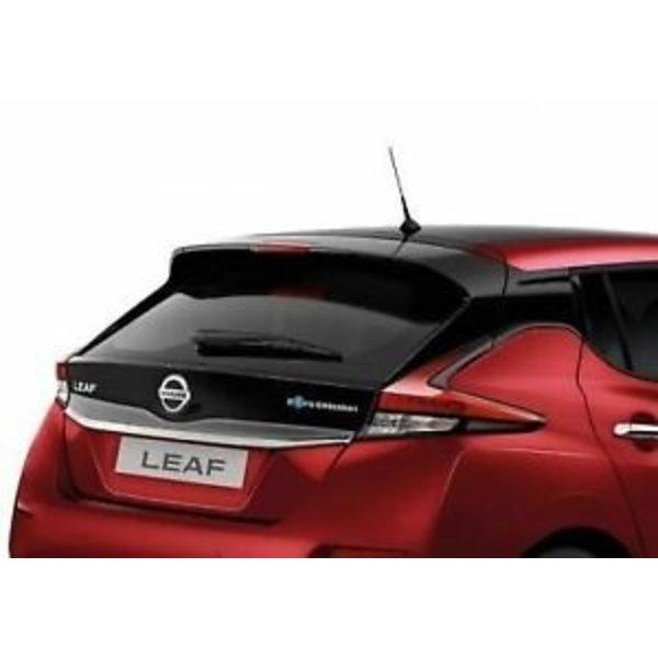 Nissan LEAF Nissan LEAF - achterklep sierlijst - chrome