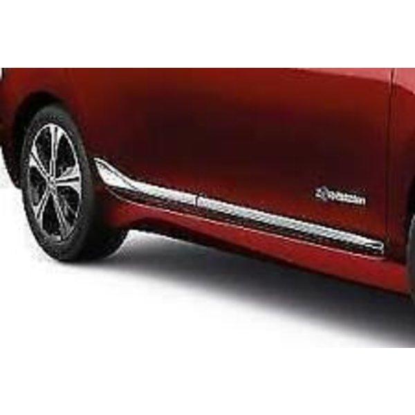 Nissan LEAF Nissan LEAF - Dorpellijsten - Chrome