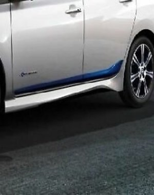 Nissan LEAF Nissan LEAF - dorbellijsten Blauw