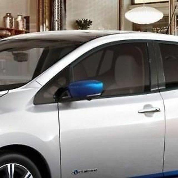Nissan LEAF Nissan LEAF - Spiegelkappen Blauw