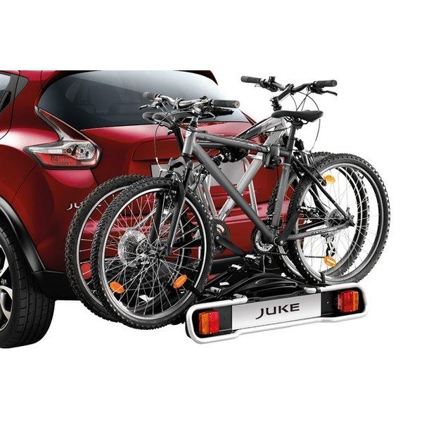 Nissan Juke Nissan Juke - Fietsendragers opvouwbaar