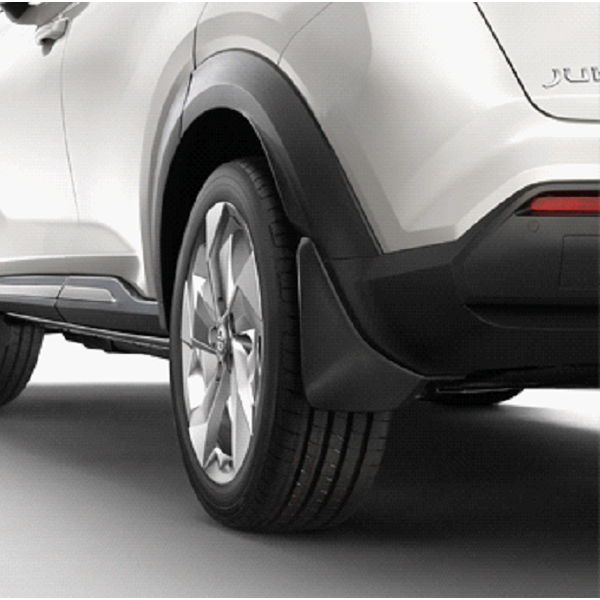 Nissan Juke Nissan Juke - Spatlappen achter