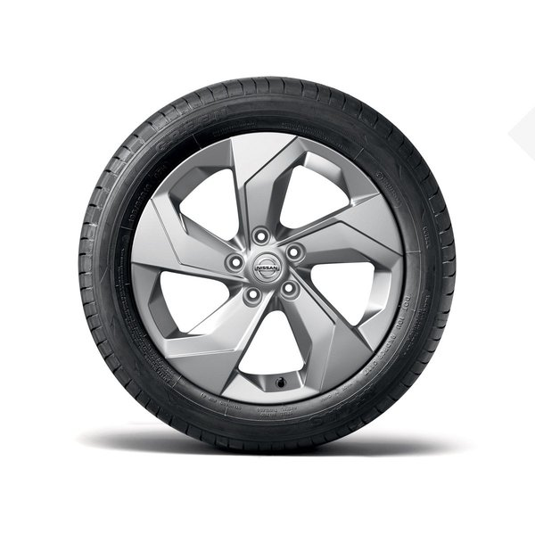 "Nissan Juke Nissan Juke - Lichtmetalen velgen 17"""