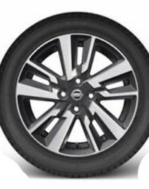 "Nissan Micra Nissan Micra - 16""lichtmetalen velg diamond cut"