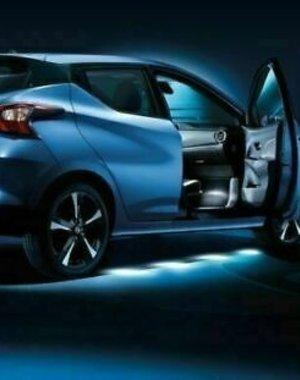 Nissan Micra Nissan Micra - Welkomst verlichting