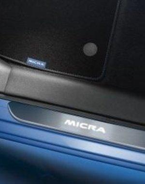 Nissan Micra Nissan Micra - Instaplijsten