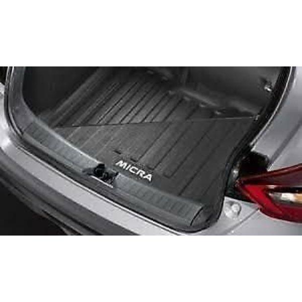 Nissan Micra Nissan Micra - Omkeerbare kofferbakmat
