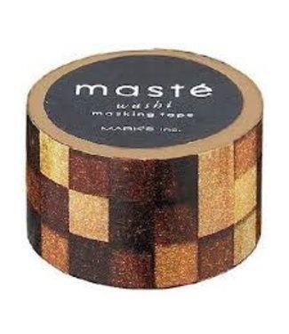 Mark's Mark's Japan Maste Washi Masking Tape - Wooden Frame