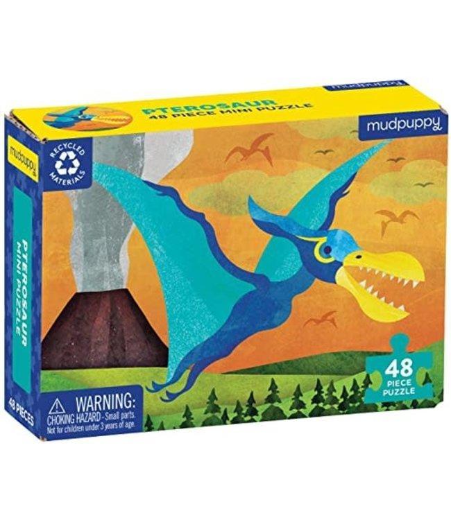 Mudpuppy Mini Puzzle Pterosaur 48 pcs 4+