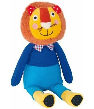Moulin Roty Moulin Roty Les Popipop Lion 36 cm  0+