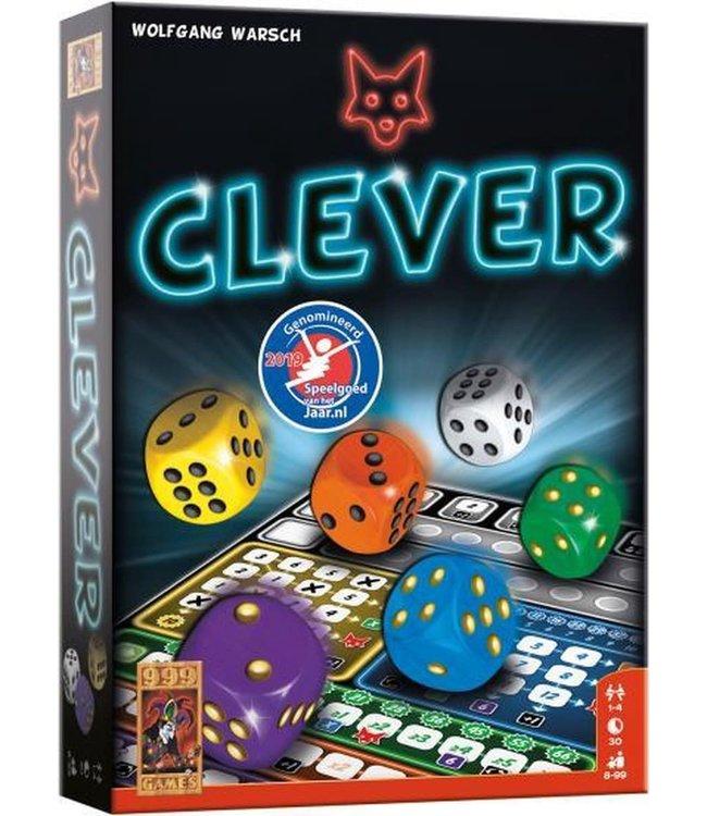 999 Games | Dobbelspel | Clever | 8+