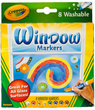Crayola Crayola 8 Raamstiften 3+
