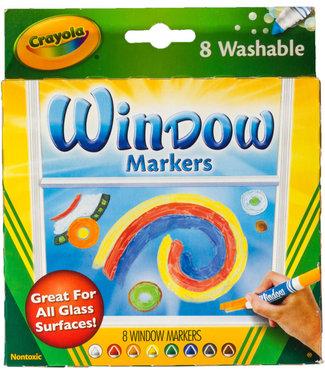 Crayola Crayola | Raamstiften | 8 delig | 3+