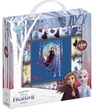 Totum Totum Frozen 2 Sticker Box 3+