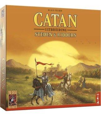 999-Games 999 Games De Kolonisten Van Catan Uitbreiding Steden & Ridders