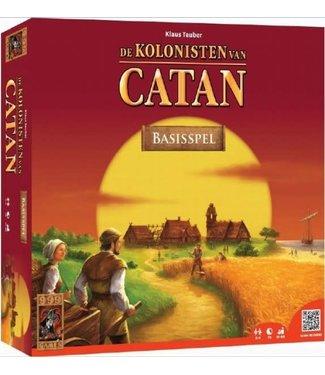 999-Games 999 Games De Kolonisten Van Catan Basisspel 10+