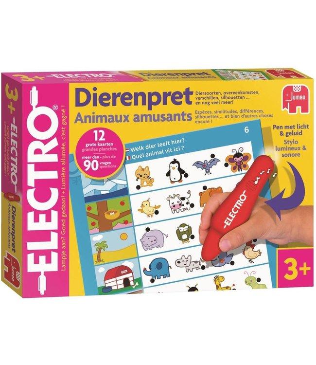 Jumbo   Electro   Wonderpen   Dierenpret   3+