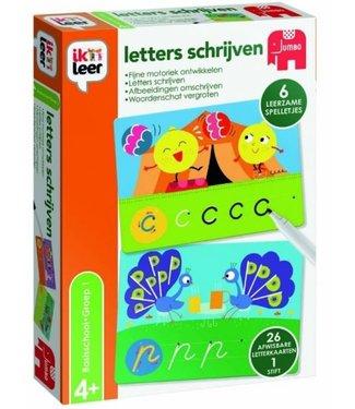 Jumbo Jumbo Ik Leer Letters Schrijven 4+