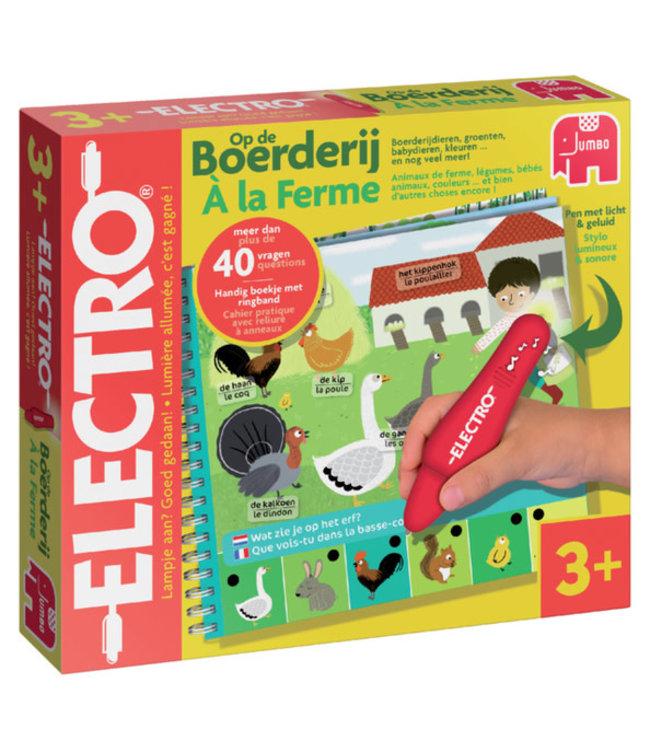 Jumbo Electro Wonderpen Boerderij  3+