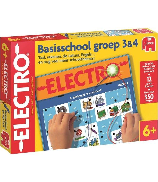 Jumbo   Electro   Basisschool   Groep 3+4     6+