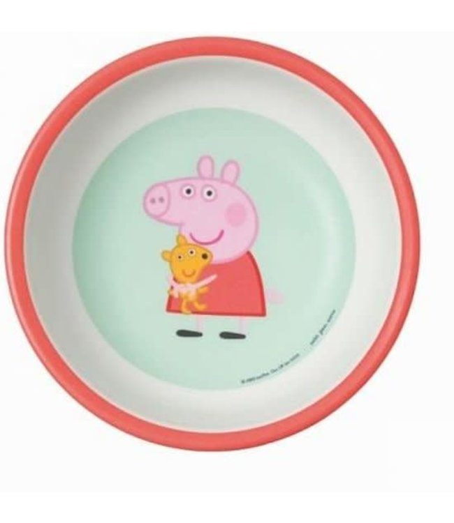 Petit Jour Schaaltje 14 cm Peppa Pig