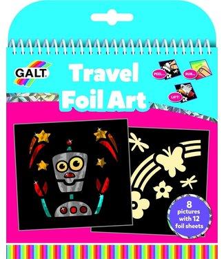 Galt Galt Stationery - Travel Foil Art  6+
