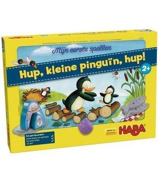 Haba Haba Spel - Mijn Eerste Spellen Hup, Kleine Pinguin  2+
