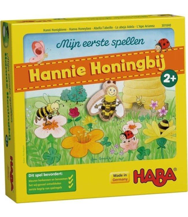 Haba Spel - Mijn Eerste Spellen Hannie Honingbij 2+