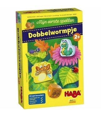 Haba Haba Spel - Mijn eerste spel - Dobbelwormpje  2+