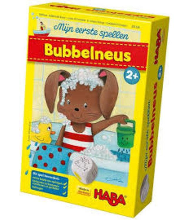 Haba Mijn Eerste Spel Bubbelneus 2+